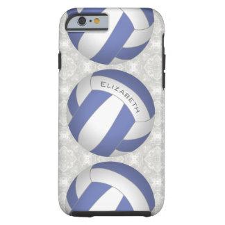 el voleibol de las mujeres cualquier color funda resistente iPhone 6