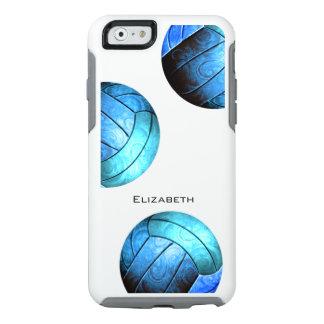 el voleibol de las mujeres de la turquesa funda otterbox para iPhone 6/6s