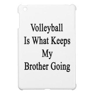 El voleibol es qué guarda mi ir de Brother