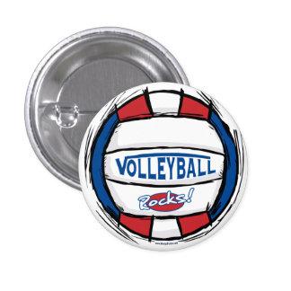 El voleibol oscila la bola por los estudios de Mud Pins