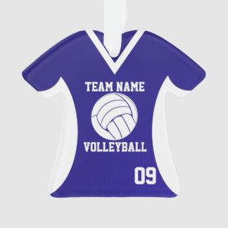 El voleibol se divierte el jersey real con la foto