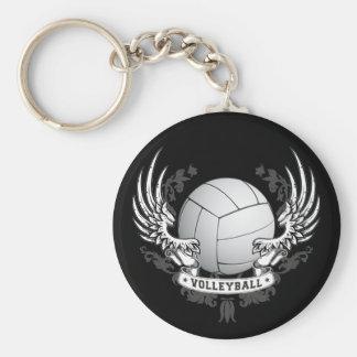 El voleibol se va volando llavero