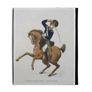El voluntario de la caballería de Westminster, pla