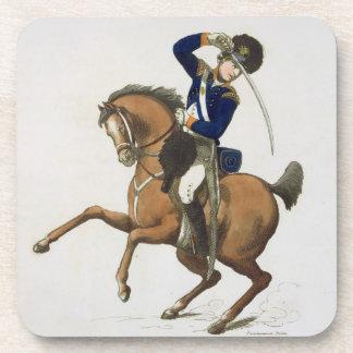 El voluntario de la caballería de Westminster, pla Posavaso