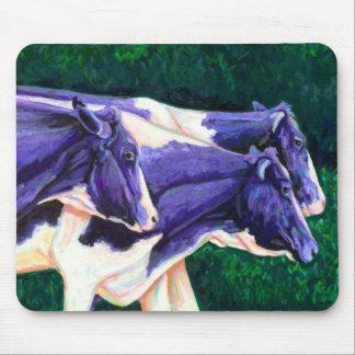 El volver a casa - la púrpura acobarda el cojín de mousepads