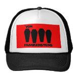 El Von Frankensteins - gorra del camionero del log