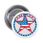 El voto ahora protagoniza pin