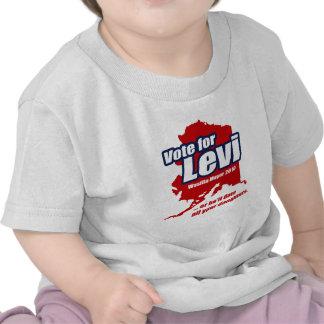 El voto Levi para el alcalde o él fechará a sus hi Camisetas