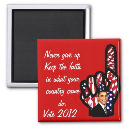 El voto para Barack Obama 2012, reelige Obama_ Iman