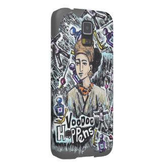 ¡El vudú sucede! Productos de las karmas Funda De Galaxy S5