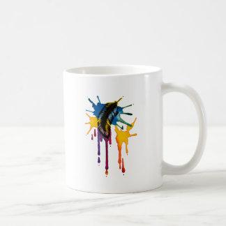 El vuelo de la imaginación taza de café