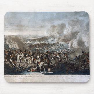 El vuelo de Napoleon de la batalla de Waterloo Tapete De Ratones