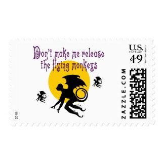El vuelo Monkeys el sello