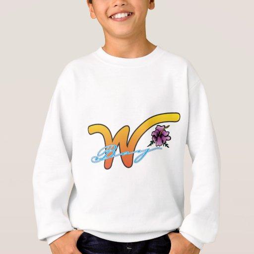 El W grande Sudadera