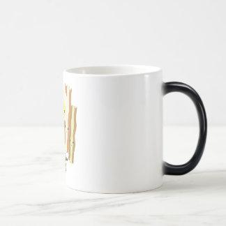 el wakey del wakey eggs bakey de n taza de café