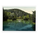 El Waldsee, Friburgo, Baden, Alemania Photoch raro Postales