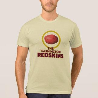 """El Washington """"cuál es la queja?"""" Pieles rojas Camisetas"""