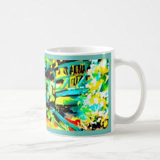 """""""El Waterlilies hoy """" Taza De Café"""