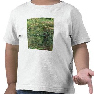 El Waterlily Pond 1904 Camisetas
