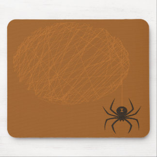 El Web de araña Mousepad Tapete De Ratón