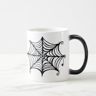 El Web de araña Taza Mágica