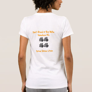 El Westchester/golden retriever Meetup de Camiseta
