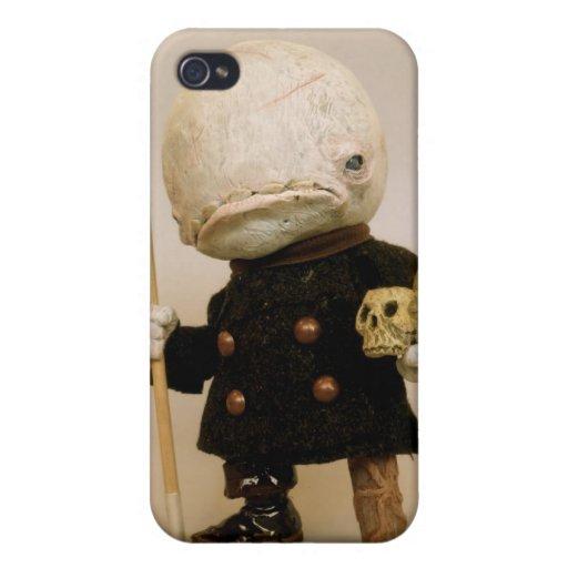 el Whaler iPhone 4 Cárcasas