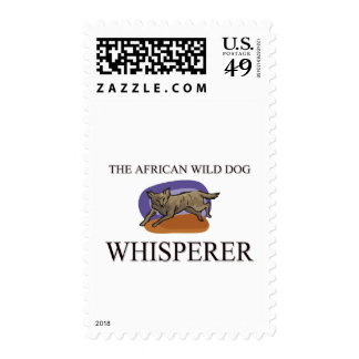 El Whisperer africano del perro salvaje Sello