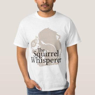 El Whisperer de la ardilla Camisas
