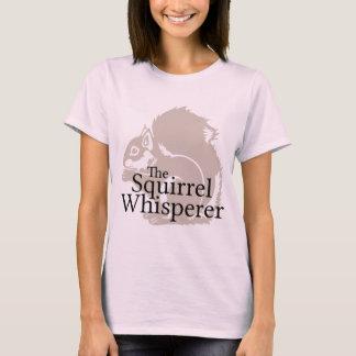 El Whisperer de la ardilla Playera
