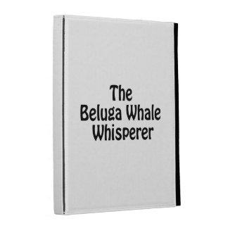 el whisperer de la ballena de la beluga