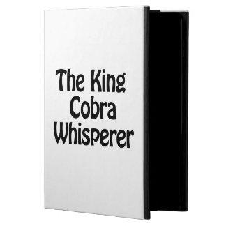 el whisperer de la cobra real