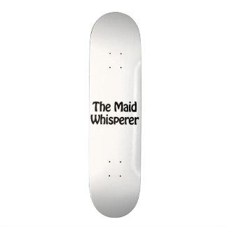 el whisperer de la criada skate boards