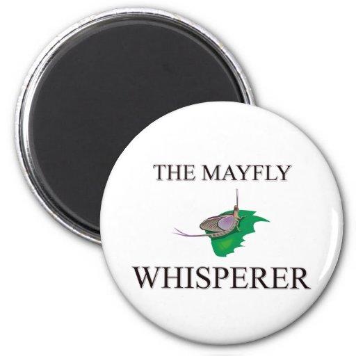 El Whisperer de la efímera Imán
