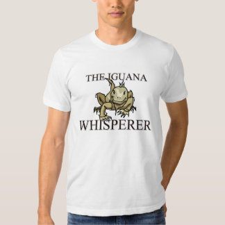 El Whisperer de la iguana Camisas