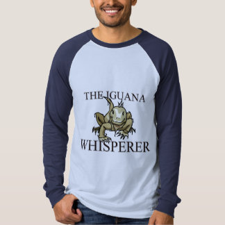 El Whisperer de la iguana Polera