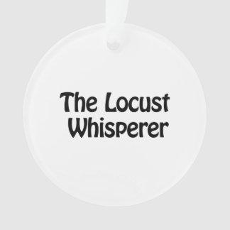 el whisperer de la langosta