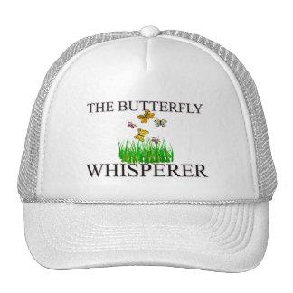 El Whisperer de la mariposa Gorros
