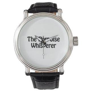 el whisperer de la masopa relojes