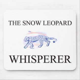 El Whisperer de la onza Tapete De Ratón