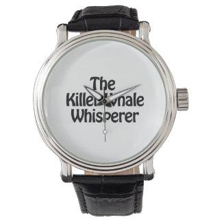 el whisperer de la orca relojes de mano