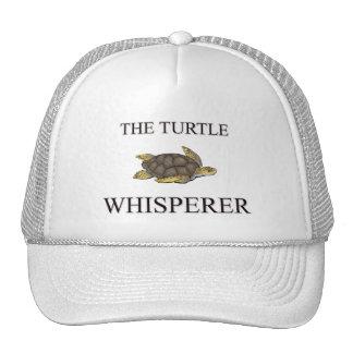El Whisperer de la tortuga Gorra