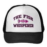 El Whisperer de los pescados Gorra