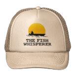 El Whisperer de los pescados Gorras