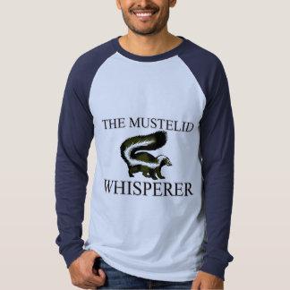 El Whisperer de Mustelid Polera