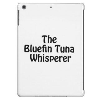 el whisperer del atún de bluefin funda para iPad air