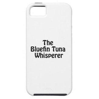 el whisperer del atún de bluefin funda para iPhone 5 tough