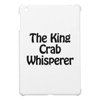 el whisperer del cangrejo de rey