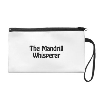 el whisperer del mandrill
