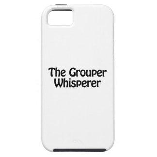 el whisperer del mero iPhone 5 fundas